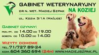 Gabinet Weterynaryjny Maciej Szpak