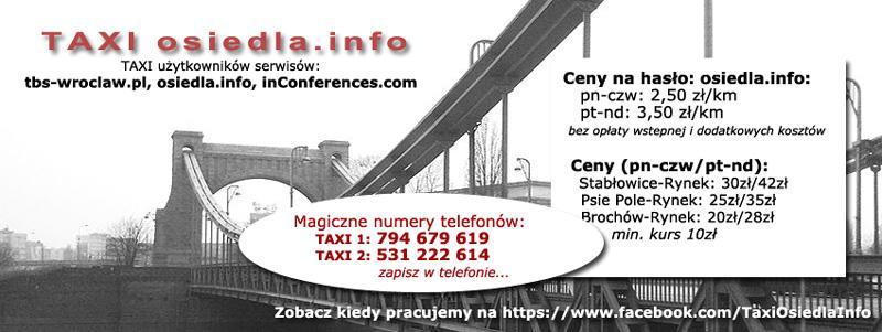 Taxi osiedla.info